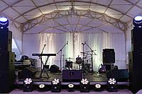 Аренда сценического оборудования:Сцена 5 х 4 м