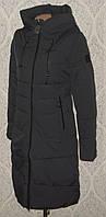 Куртка удлиненная графит Towmy 3916