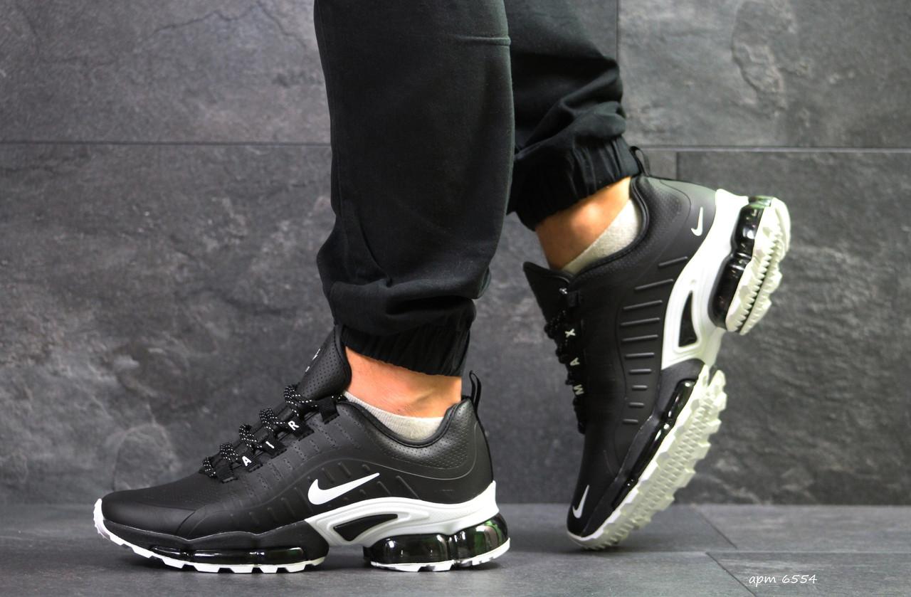 989dffeb Кроссовки Nike Air Max 2019 черные с белым ( Реплика ААА+) - купить ...