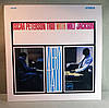 CD диск Oscar Peterson Trio With Milt Jackson - Very Tall