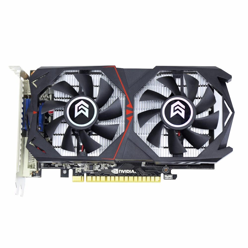 NVIDIA PCI-Ex GeForce GTX 750 Ti 1024MB DDR5 (128bit) (D-Sub, DVI, HDMI)