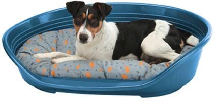 Пластиковые лежаки для собак