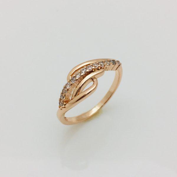 Кольцо, размер 17 ювелирная бижутерия