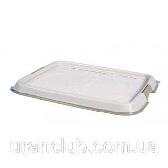 23415 Туалет д/щенков под пеленку 49*41см пластик Трикси