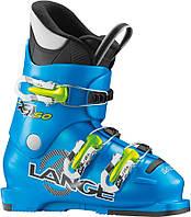 Горнолыжные ботинки детские Lange RSJ 50 2014
