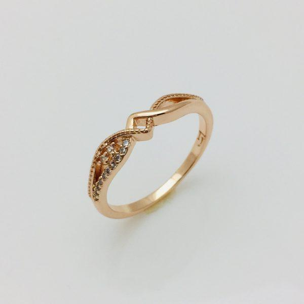 Кольцо, размер 17, 18, 19, 20 ювелирная бижутерия