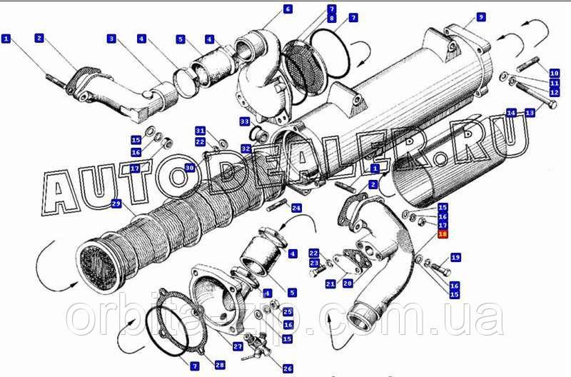 Теплообменник ямз нового образца Кожухотрубный испаритель Alfa Laval FEV-HP 1606 Чита