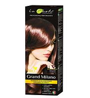 "La Fabelo Professional крем-краска для волос BIO Grand Milano 100 мл ""тон № 4,5"""