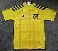 Футболка сборной Украина (желтая)