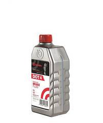 Тормозная жидкость BREMBO DOT4 0,5л