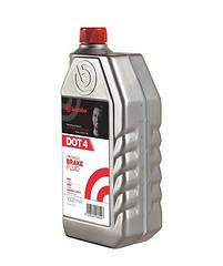 Тормозная жидкость BREMBO DOT4 1л