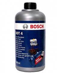 Тормозная жидкость Bosch DOT-4 0,5л