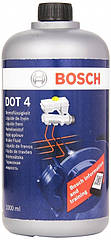 Тормозная жидкость Bosch DOT-4 1л