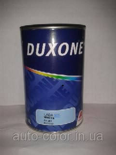 Автоемаль Duxone металік DX - 385 Смарагд 1л