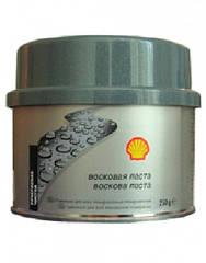 Полировочная паста с воском Shell Wax Paste 0,25кг