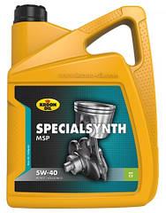 KROON OIL SPECIALSYNTH MSP 5W-40 5л