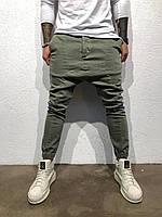 Чоловічі джинси з матнею 3348-1201