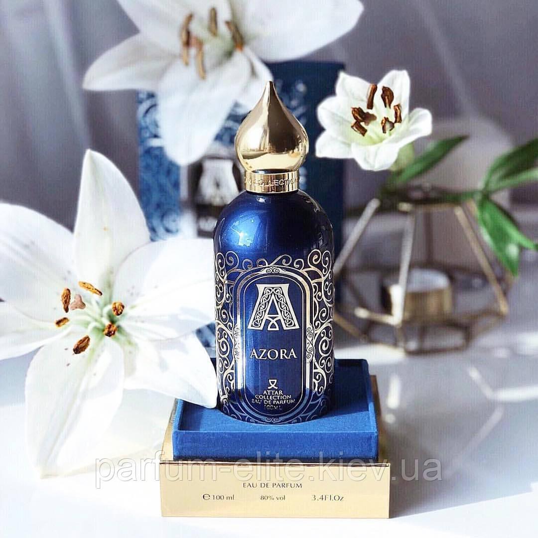 Женская восточная нишевая парфюмированная вода Attar Collection Azora 100ml
