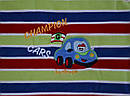 Спальный мешок Champion Cars для мальчика (Nicol, Польша), фото 3