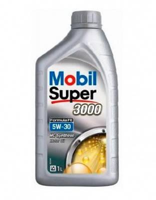 Mobil Super 3000 Formula FE 5W-30 1л