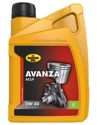 KROON OIL AVANZA MSP 5W-30 1л