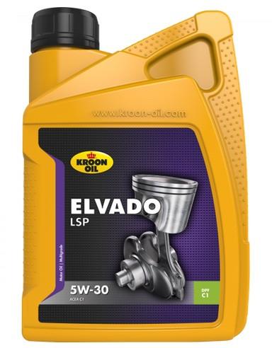 KROON OIL ELVADO LSP 5W-30 1л