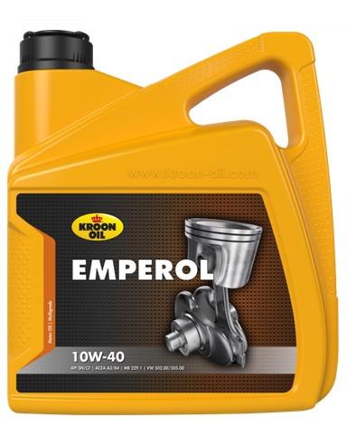 KROON OIL EMPEROL 10W-40 4л