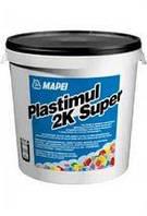 PLASTIMUL 2K SUPER / ПЛАСТИМУЛ 2К СУПЕР банка 30кг битумная мастика