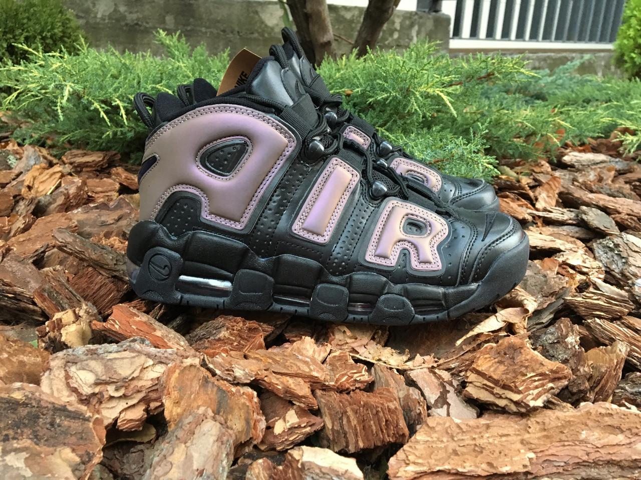 """Мужские кроссовки Nike Air More Uptempo """"Reflective"""" ( Реплика ) 43 размер"""