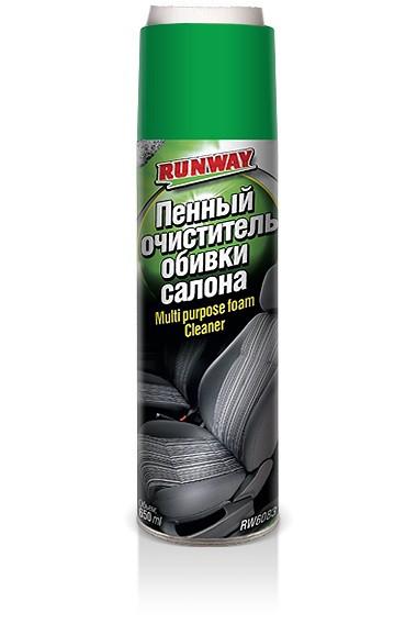 Очиститель обивки салона RUNWAY 0,65л