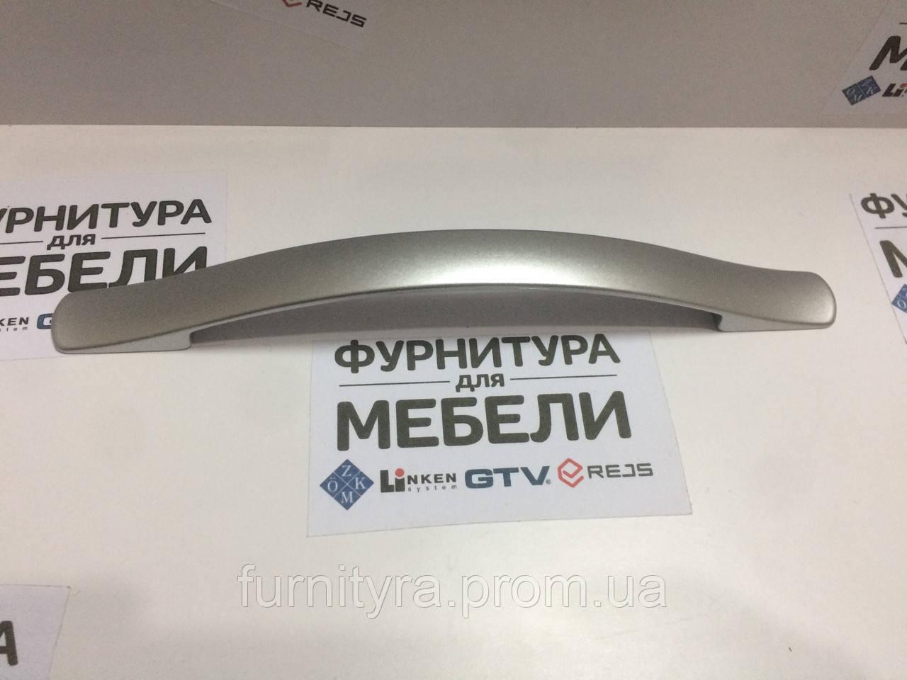 Ручка 128mm NISA Матовый Хром