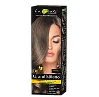 "La Fabelo Professional крем-фарба для волосся BIO Grand Milano 100 мл ""тон № 5"""