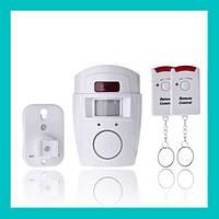 Сенсорная сигнализация с датчиком движения Alarm 105