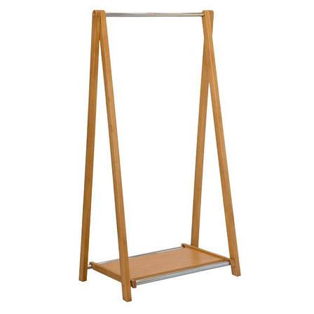 Стойка для одежды Модус 2П (дерево/металл), фото 2