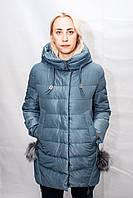 Женские зимние пуховики куртки парки  большие
