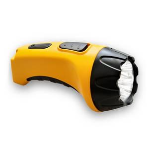 Аккумуляторный фонарь TH2293 4LED размер 133х67х67 мм