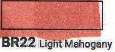 Маркер SKETCHMARKER Тонкий-Скошенный наконечник  BR022 Light Mahogony Светлый коричневато-красный