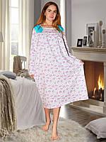 4a6c331d1b7dd65 Теплые ночные сорочки оптом в категории пеньюары и ночные рубашки в ...