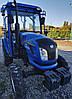 Трактор DONGFENG 404DHLС (40л.с., 4 цил., 4х4, ГУР, колеса 7.50-16/12.4-24)