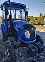 Трактор DONGFENG 404DHLС (40л.с., 4 цил., 4х4, ГУР, колеса 7.50-16/12.4-24), фото 1