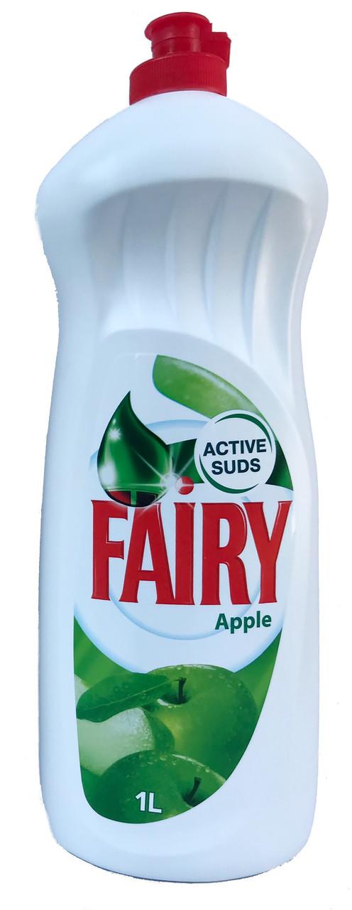 Рідкий засіб для миття посуду Fairy Яблуко 1л.