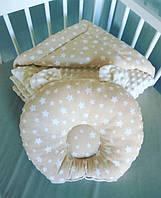 Подушка ортопедическая плюшевая, фото 1