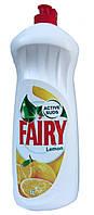 Рідкий засіб для миття посуду Fairy Лимон 1л.