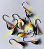 Блешня вольфрамова Bravo 1140-159 4.0 мм 0.99 гр. Крапля фарбована