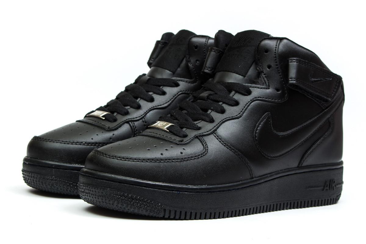 Зимние мужские кроссовки Nike Air Force I 780e1d6df0acc