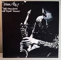 CD диск Yoshio Otomo Quartet with Tsuyoshi Yamamoto - Moon Ray , фото 1