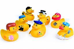 Игрушки для купания, пищалки