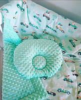 Одеяло для новорожденных теплое, фото 1