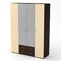 Шкаф распашной Шкаф-7 (1600х536х2176), фото 1