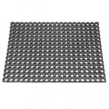 """Резиновый коврик для удержания песка и грязи """"Сота"""" 57х71х0,8 см"""